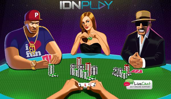 Agen Idn Poker Online Cara Melakukan Setor Dana